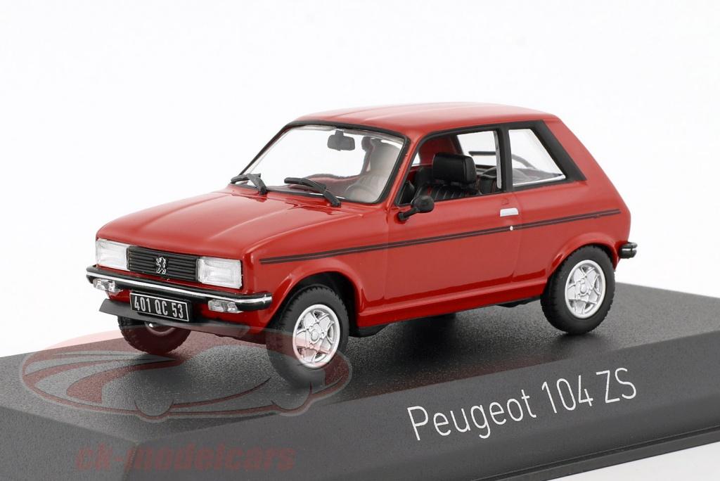 norev-1-43-peugeot-104-zs-annee-de-construction-1979-persan-rouge-471403/