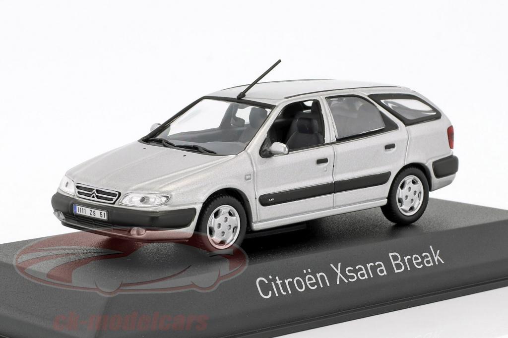 norev-1-43-citroen-xsara-break-anno-di-costruzione-1998-quarzo-grigio-154306/