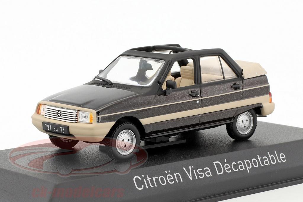 norev-1-43-citroen-visa-decapotable-annee-de-construction-1984-brun-metallique-beige-150943/