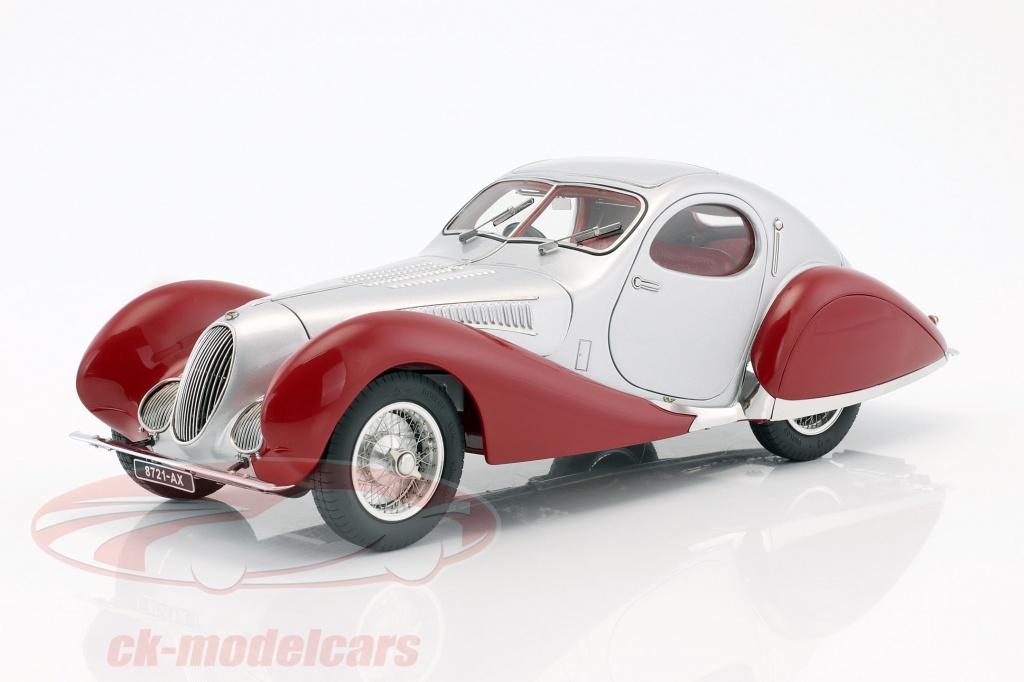 cmc-1-18-talbot-lago-coupe-typ-150-c-ss-teardrop-rhd-annee-1937-1939-rouge-argent-m-165/