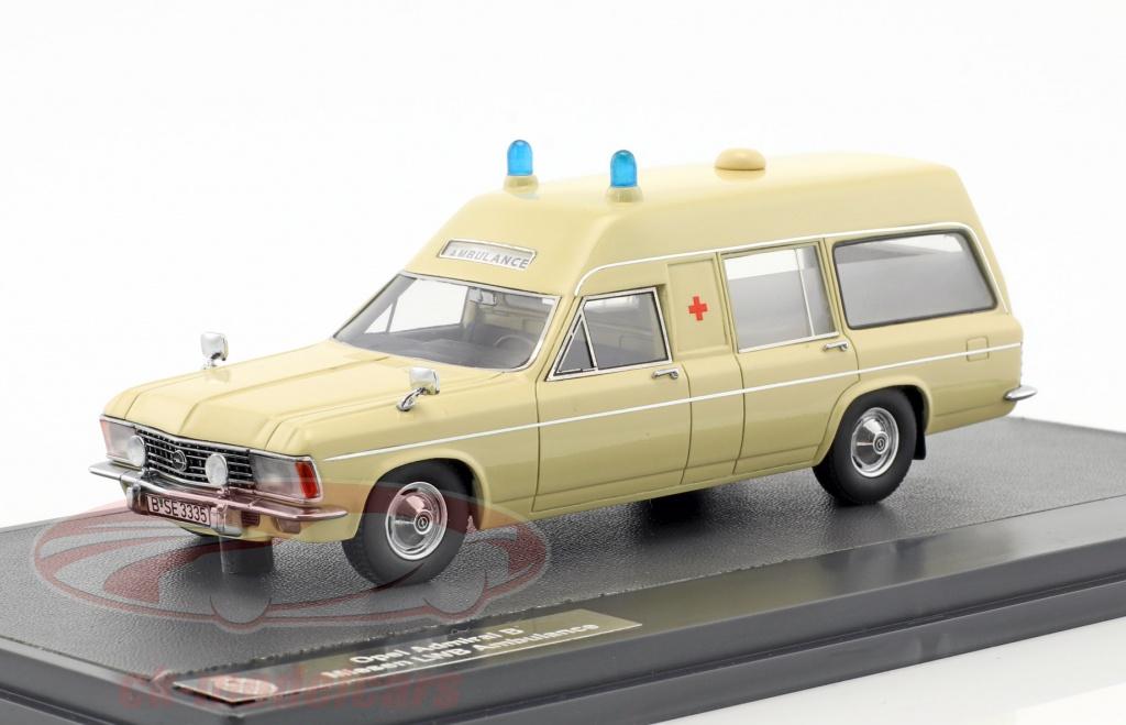 matrix-1-43-opel-admiral-b-miesen-lwb-ambulance-annee-de-construction-1970-beige-mx11502-051/