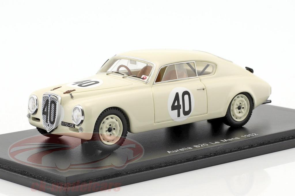 spark-1-43-lancia-aurelia-b20-no40-24h-lemans-1952-bonetto-anselmi-s4392/