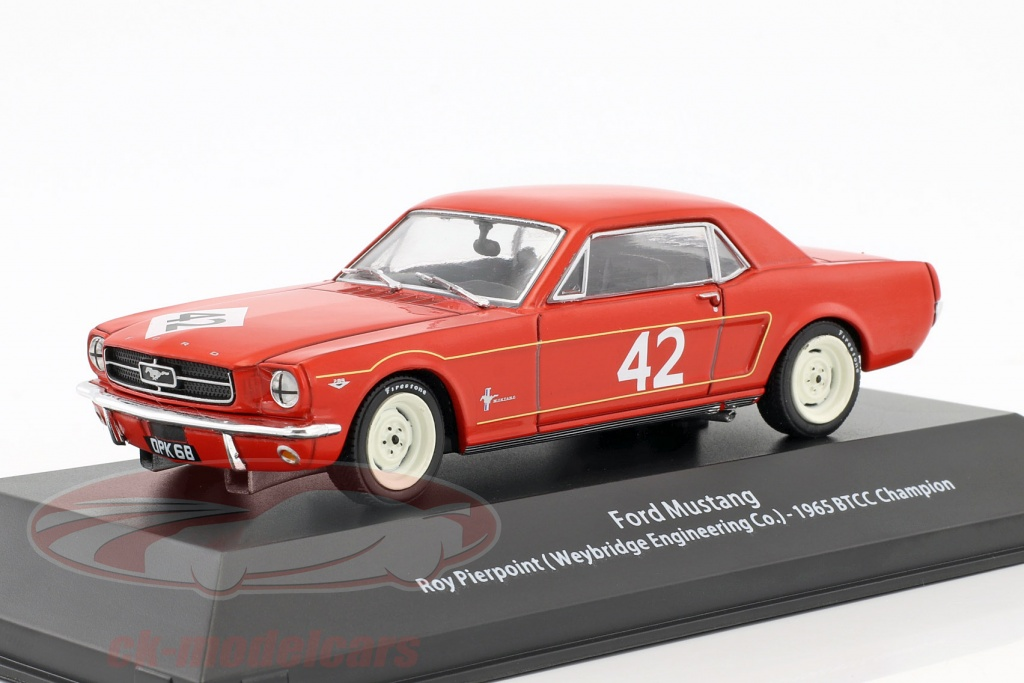 atlas-1-43-ford-mustang-no42-btcc-campeao-1965-roy-pierpoint-4672114/