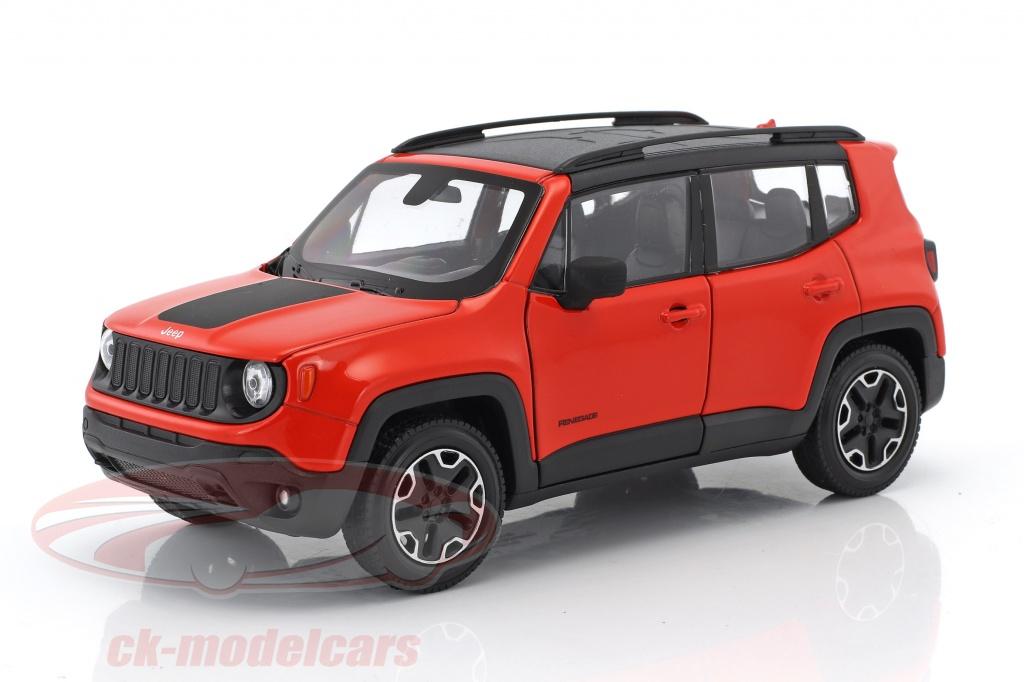 welly-1-24-jeep-renegade-trailhawk-opfrselsr-2016-appelsin-sort-24071/