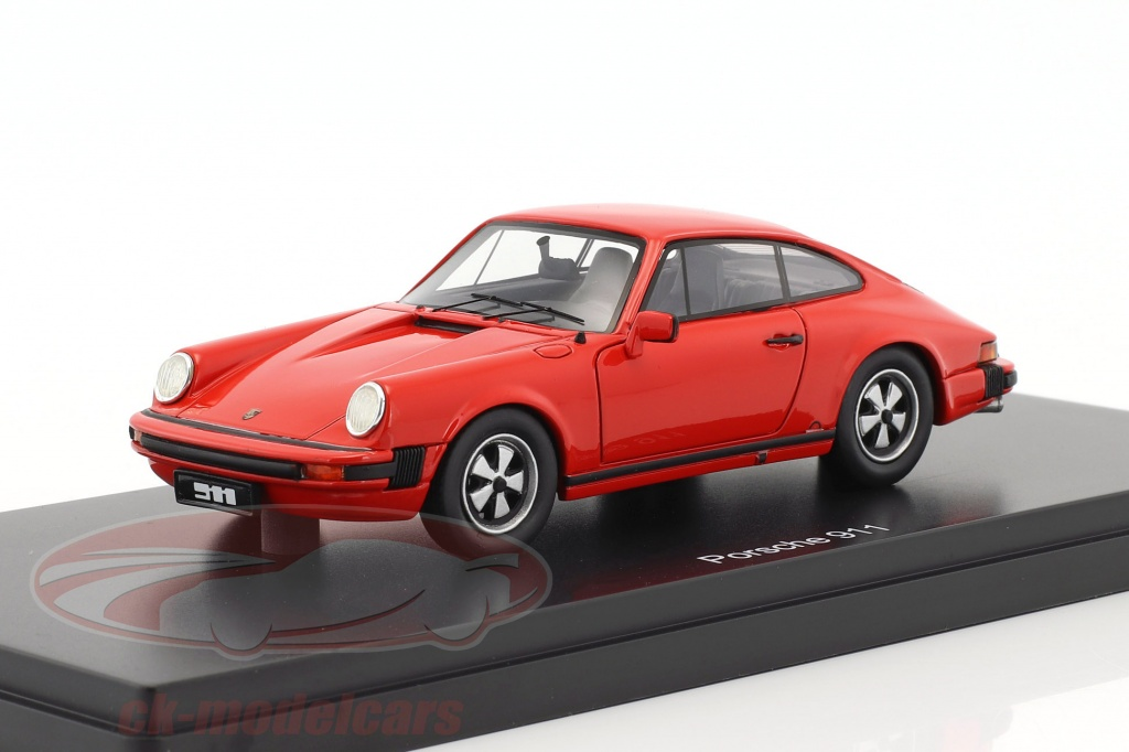 schuco-1-43-porsche-911-coupe-anno-di-costruzione-1975-indiano-rosso-450891200/