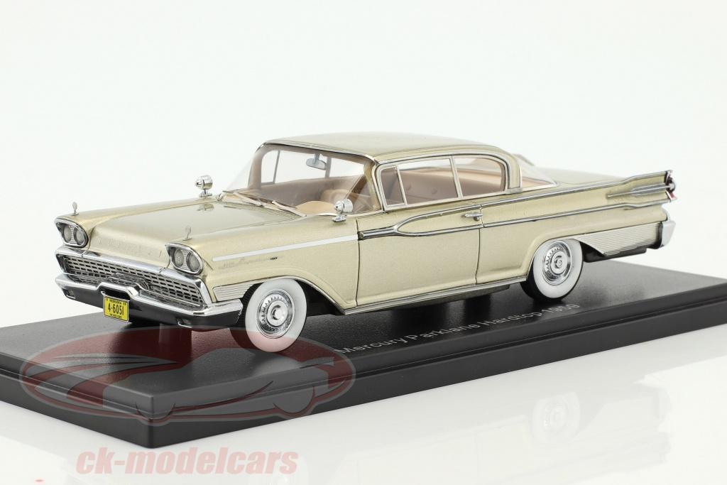 neo-1-43-mercury-park-lane-hardtop-annee-de-construction-1959-beige-metallique-neo46051/