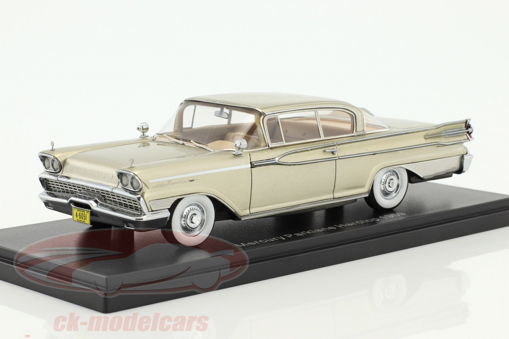 neo-1-43-mercury-park-lane-hardtop-year-1959-beige-metallic-neo46051/