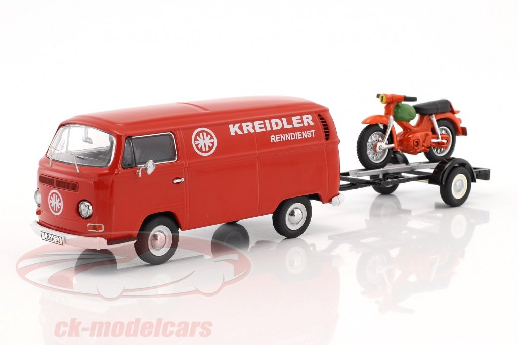 schuco-1-43-volkswagen-vwt2a-bus-kreidler-service-with-trailer-and-kreidler-florett-red-450334000/