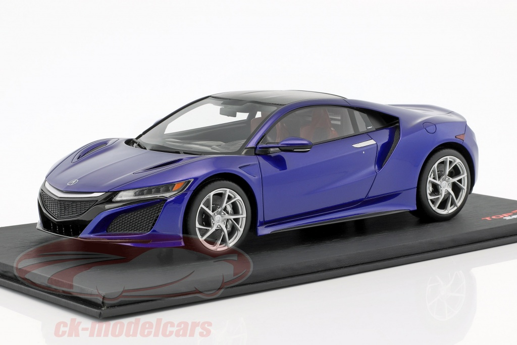 true-scale-1-18-acura-nsx-lhd-blue-ts0013/