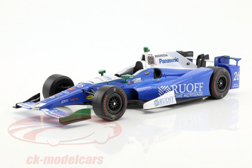 greenlight-1-18-takuma-sato-indycar-honda-no26-vincitore-indy-500-2017-andretti-autosport-11020/