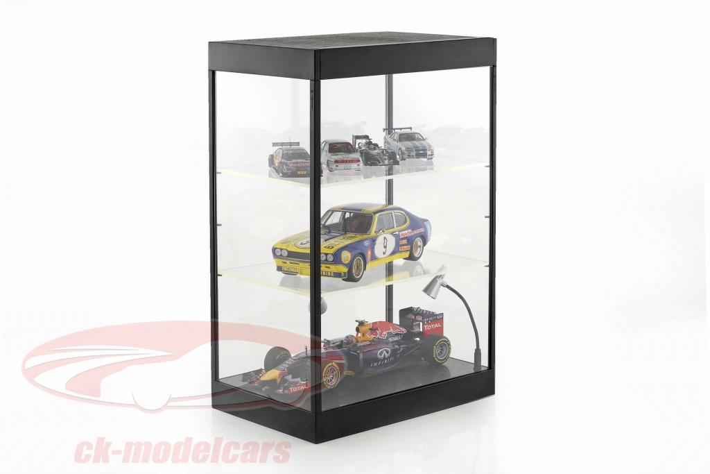 cabinet-singolo-con-2-mobile-lampade-a-led-per-modellini-di-automobili-nella-scala-1-181-241-43-triple9-t9-69927bk/