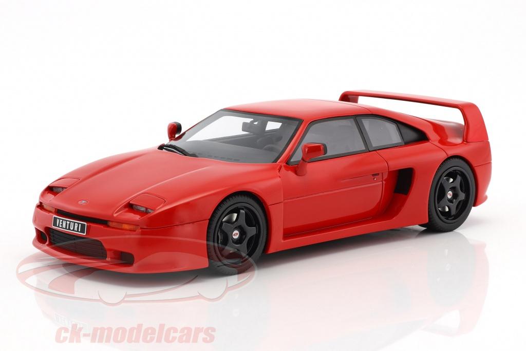 ottomobile-1-18-venturi-400-gt-phase-2-annee-de-construction-1994-rouge-ot663/