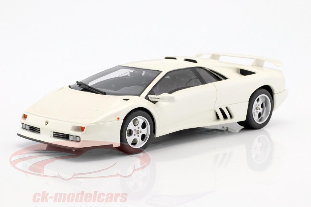 Gt Spirit 1 18 Lamborghini Diablo Se30 Jota Year 1994 White