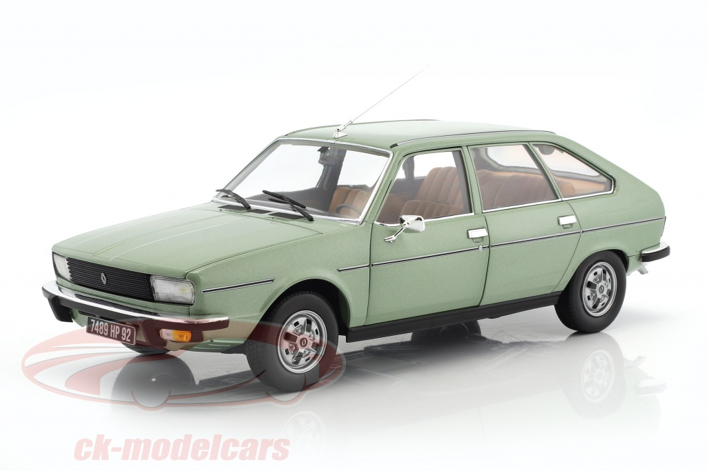 norev-1-18-renault-20-ts-construction-year-1978-algues-green-metallic-185265/