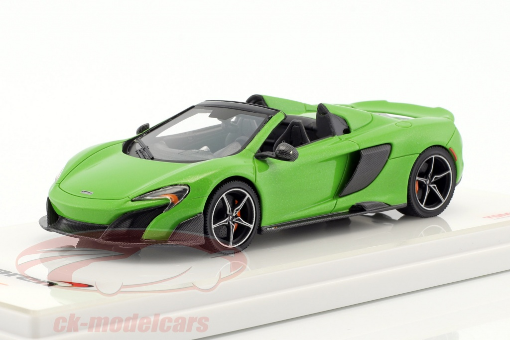 true-scale-1-43-mclaren-675lt-spider-year-2016-green-tsm430203/