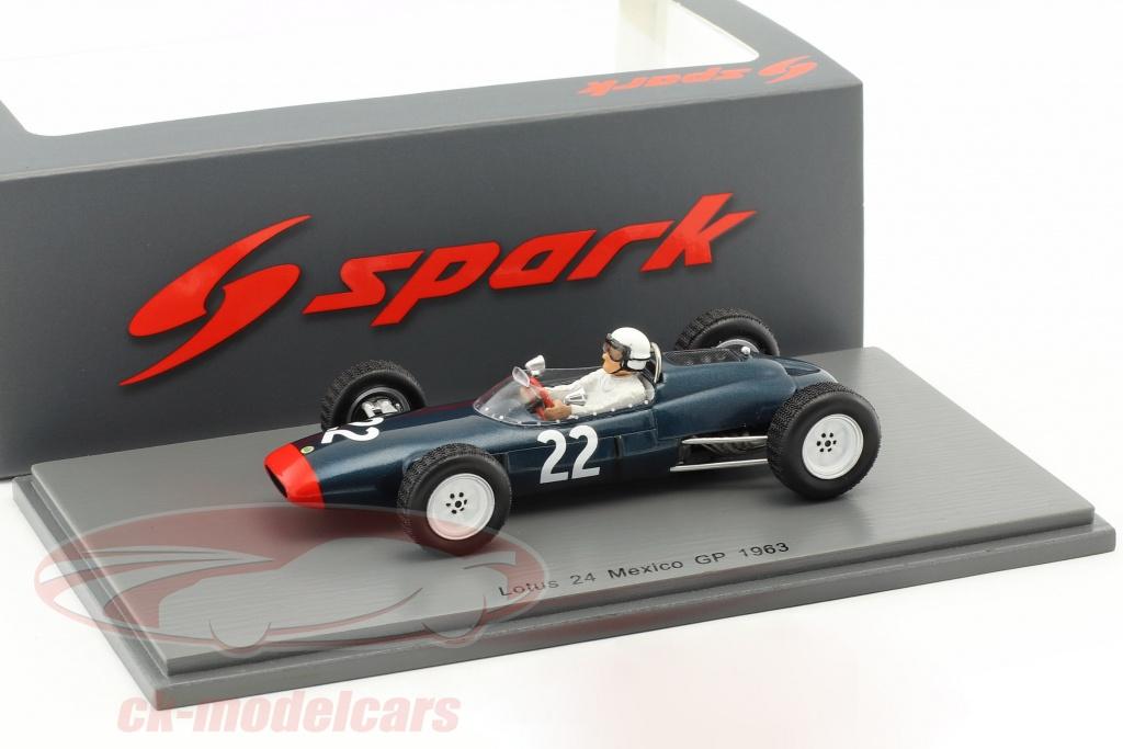 spark-1-43-hap-sharp-lotus-24-no22-mexique-gp-formule-1-1963-s4824/