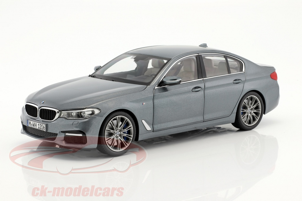 kyosho-1-18-bmw-5-series-g30-limousine-year-2017-bluestone-metallic-80432413788/