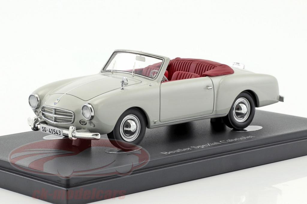 autocult-1-43-beutler-special-cabriolet-year-1953-grey-05019/