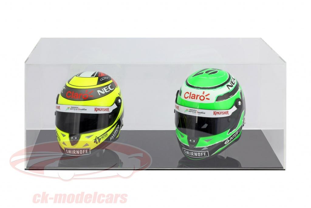 hj-kvalitet-udstillingsvindue-til-2-hjelme-i-skala-1-2-sort-safe-ck99918006/