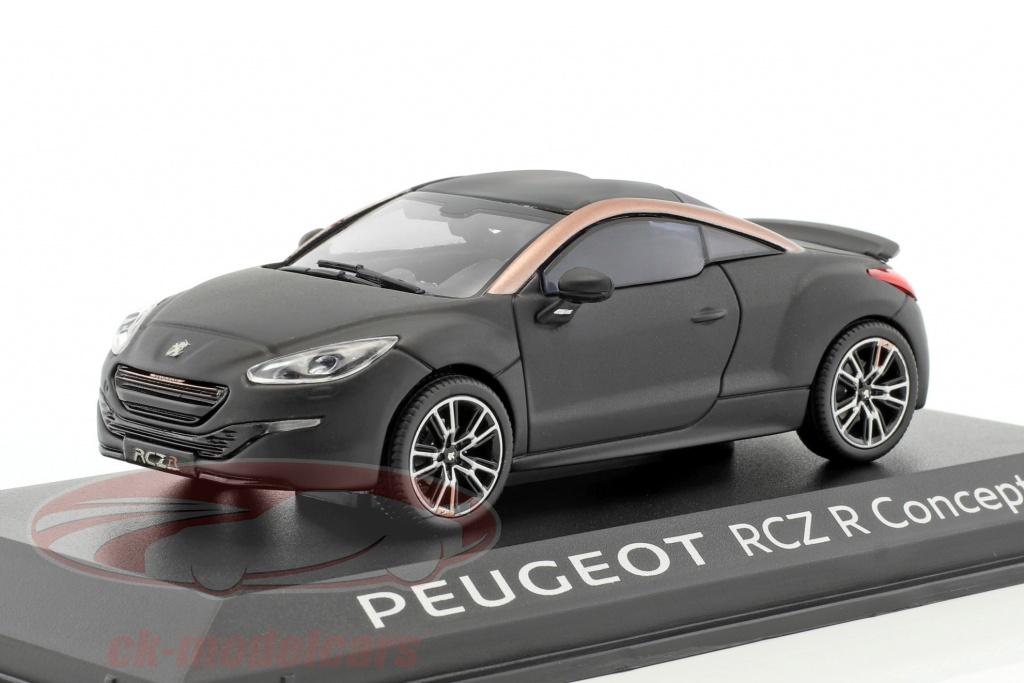 norev-1-43-peugeot-rcz-r-concept-car-baujahr-2012-matt-schwarz-473875-13micc901/