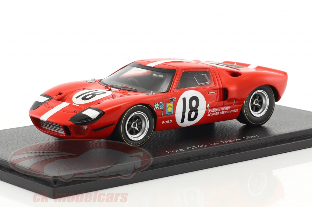 spark-1-43-ford-gt40-no18-24h-lemans-1967-maglioli-casoni-s5178/