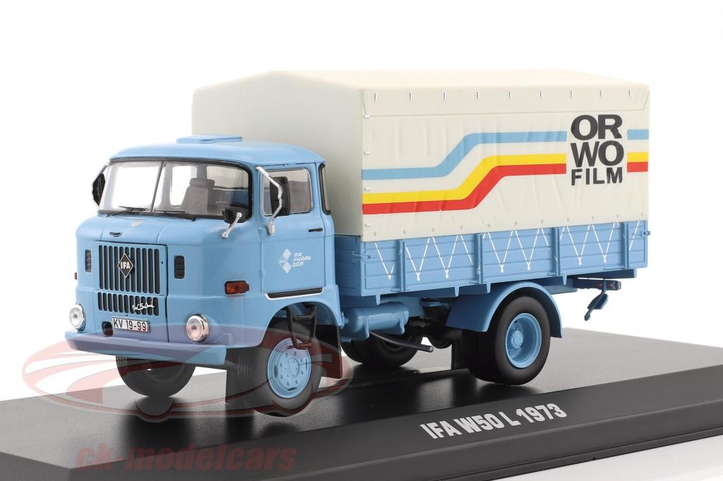 ixo-1-43-ifa-w50-l-orwo-film-annee-de-construction-1973-bleu-clair-ixotru027/