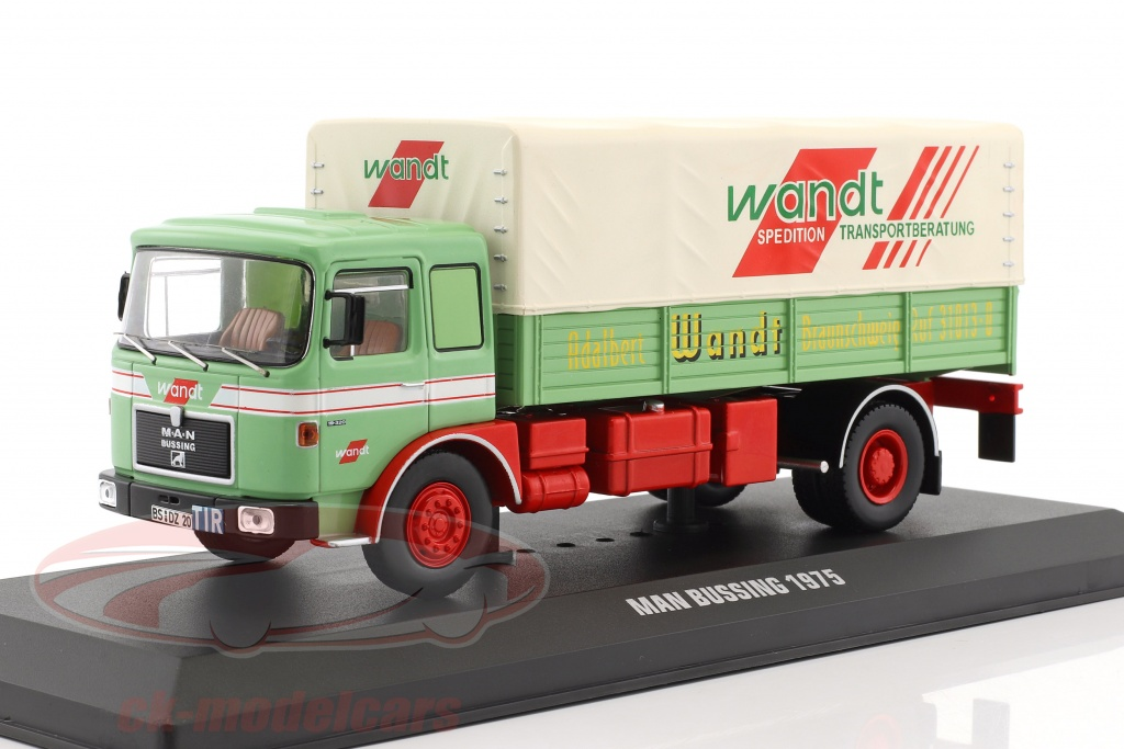 ixo-1-43-man-buessing-wandt-spedition-annee-de-construction-1975-vert-rouge-ixotru028/