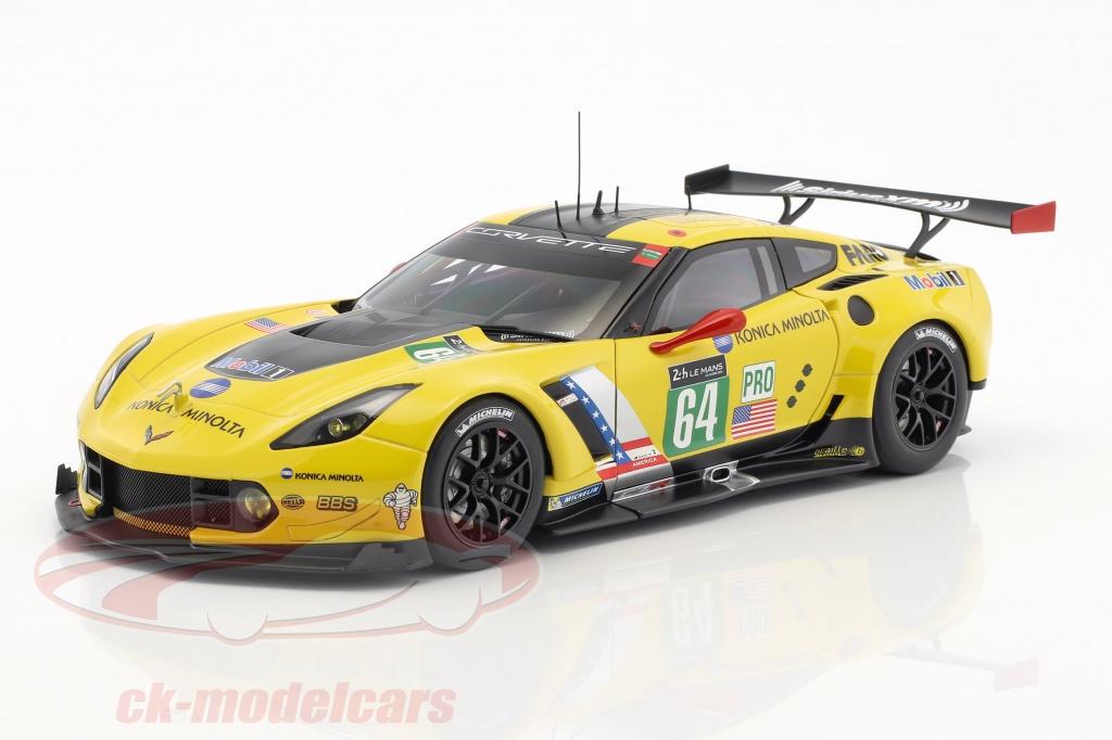 autoart-1-18-chevrolet-corvette-c7r-no64-24h-lemans-2016-taylor-gavin-milner-81604/