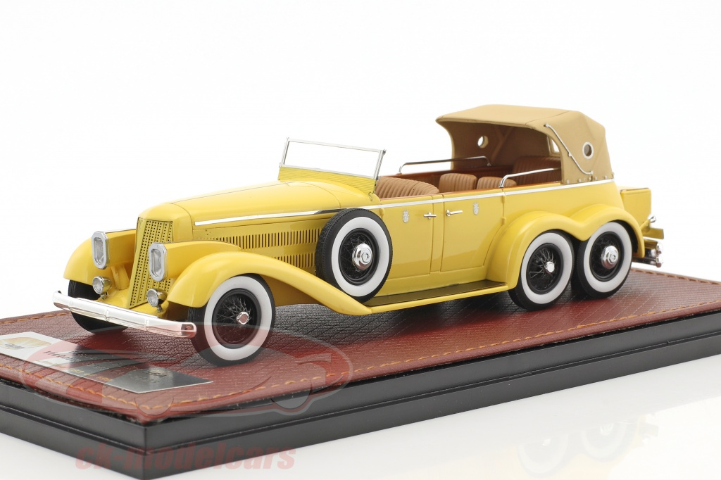 great-lighting-models-1-43-hispano-suiza-h6a-victoria-town-car-closed-version-construction-year-1923-yellow-glm43215001/