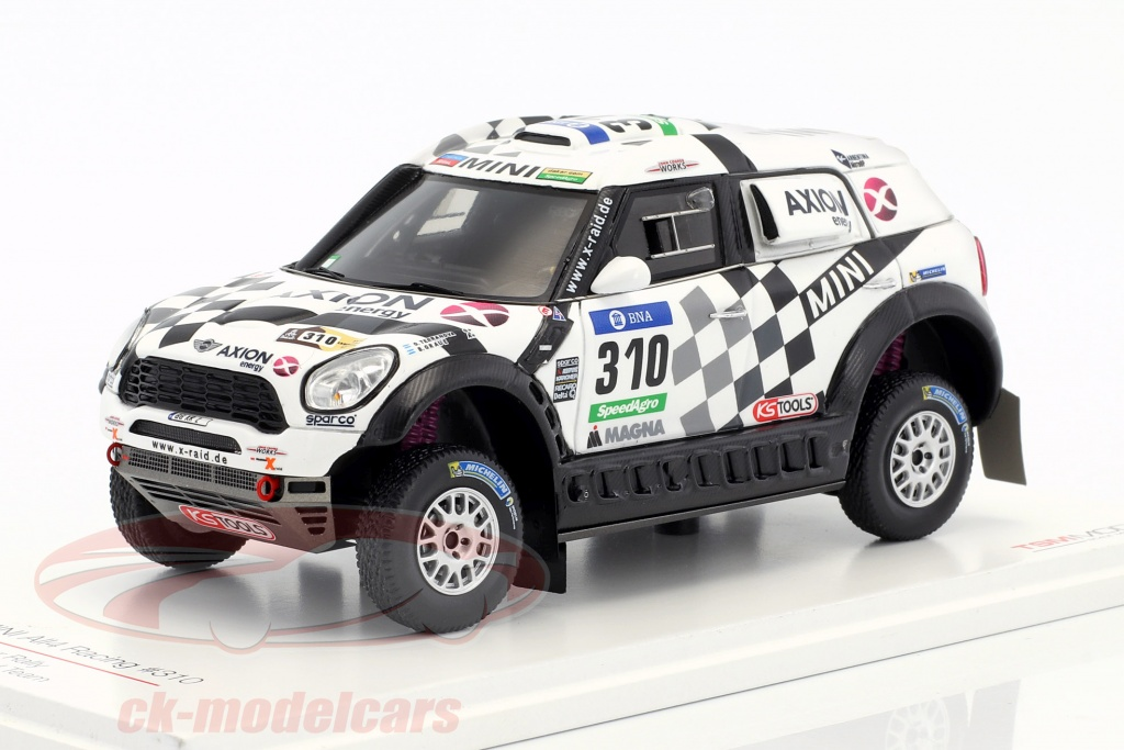 true-scale-1-43-mini-all4-racing-no310-rallye-dakar-2016-terranova-graue-tsm430235/