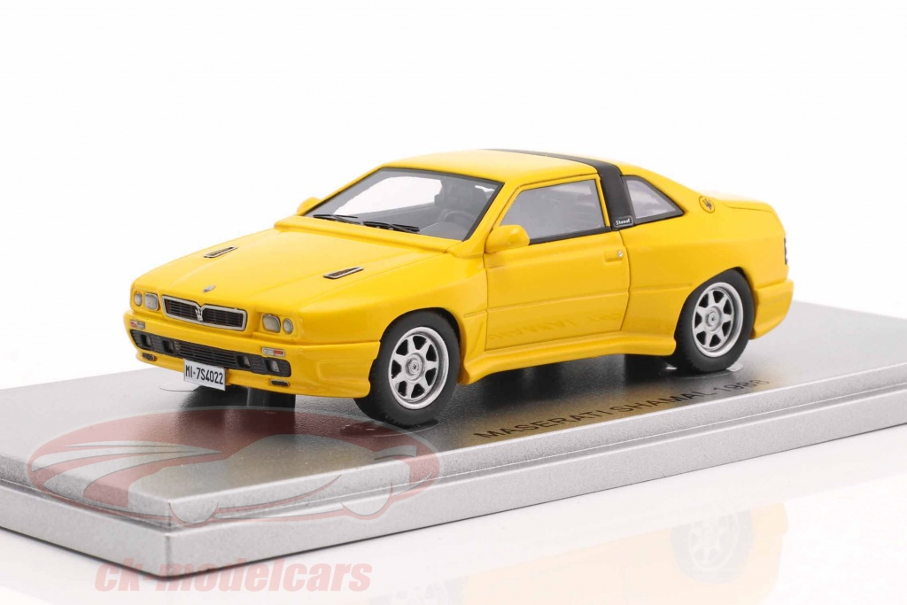 kess-1-43-maserati-shamal-year-1988-yellow-ke43014022/