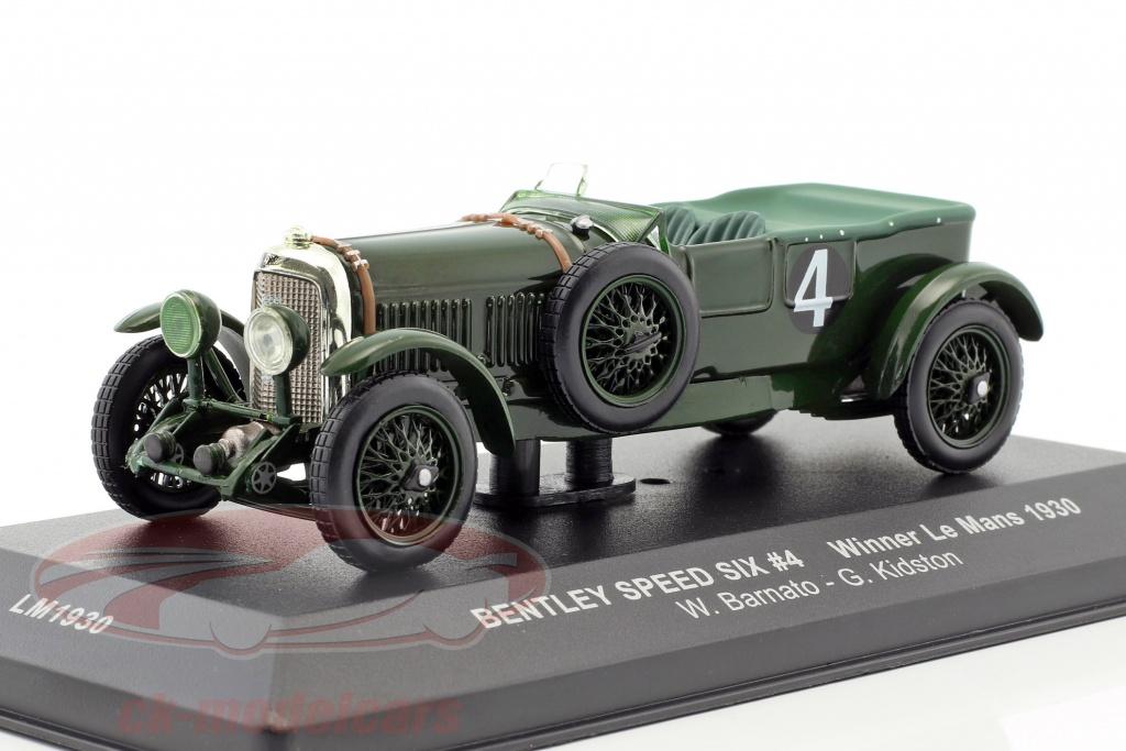 ixo-1-43-bentley-speed-six-no4-barnato-kidston-vinder-24h-lemans-1930-lm1930/