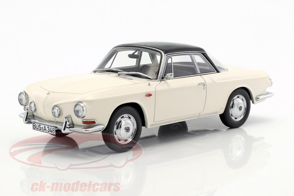 bos-models-1-18-volkswagen-vw-karmann-ghia-t34-annee-de-construction-1961-blanc-noir-bos348/