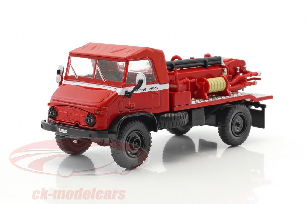 atlas-1-43-mercedes-benz-unimog-404-departamento-de-bomberos-rojo-g190e013/
