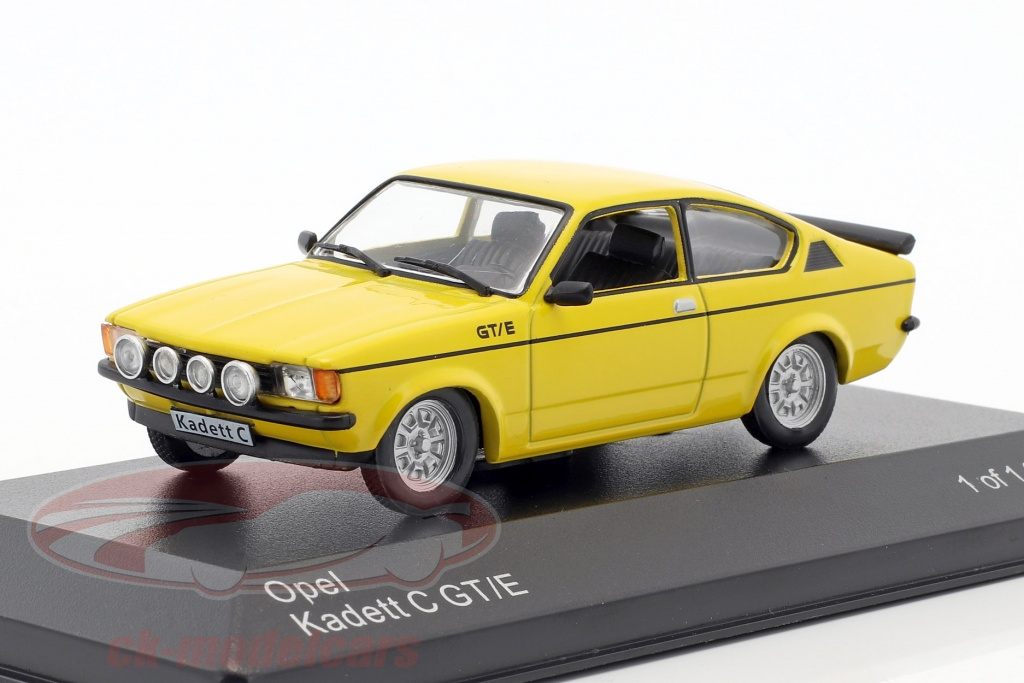 whitebox-1-43-opel-kadett-c-gt-e-annee-de-construction-1978-jaune-wb268/