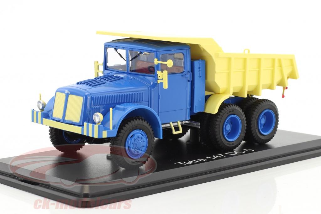 premium-classixxs-1-43-tatra-147-dc-5-blu-crema-giallo-pcl470035/