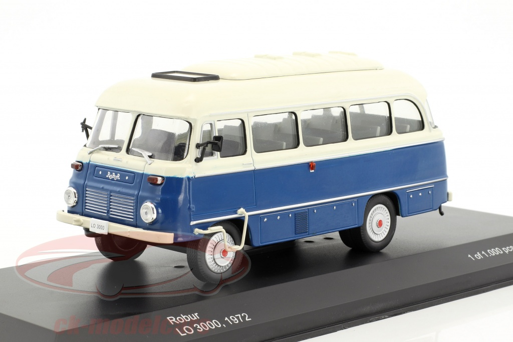 whitebox-1-43-robur-lo-3000-bus-year-1972-blue-white-wb263/