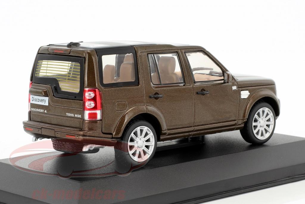 whitebox-1-43-land-rover-discovery-4-anno-di-costruzione-2010-marrone-metallico-wb269/