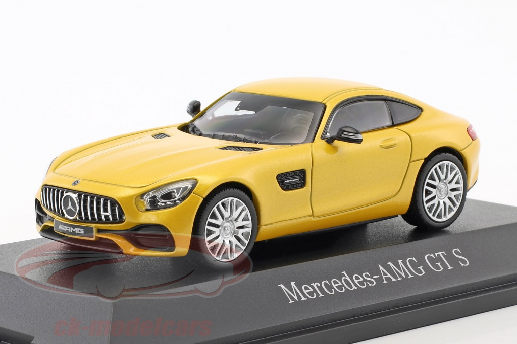 norev-1-43-mercedes-benz-amg-gt-s-coupe-solar-beam-yellow-metallic-b66960434/