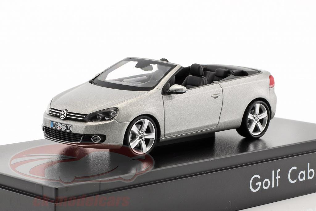 schuco-1-43-volkswagen-vw-golf-cabriolet-baujahr-2012-silber-metallic-5k7099300b7w/