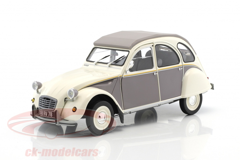 norev-1-18-citroen-2cv-dolly-year-1985-white-gray-181494/