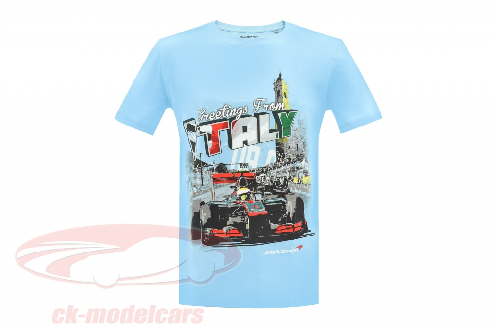 mclaren-greetings-from-italy-lewis-hamilton-f1-2009-t-shirt-light-blue-mh4024s/s/