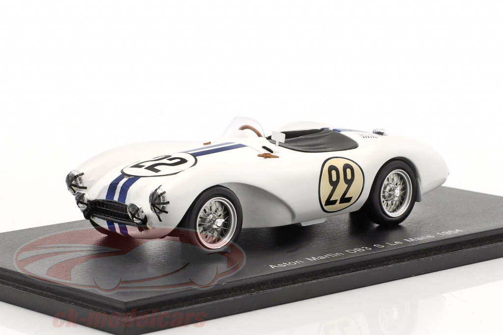 spark-1-43-aston-martin-db3-s-no22-24h-lemans-1954-shelby-frere-s2437/