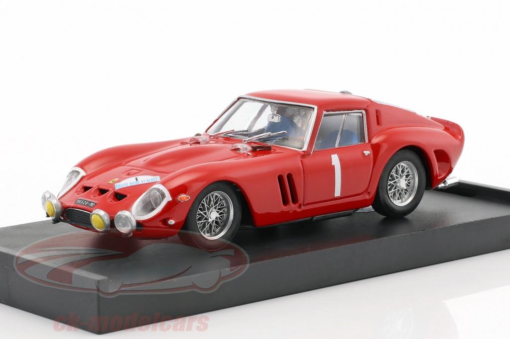 brumm-1-43-ferrari-250-gto-no1-rallye-neige-et-glace-1964-guichet-clement-r563/