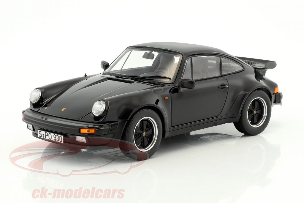 norev-1-18-porsche-911-930-turbo-33-annee-de-construction-1977-noir-187576/