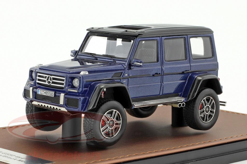 great-lighting-models-1-43-mercedes-benz-amg-g550-4x4-anno-di-costruzione-2016-blu-metallico-nero-glm205704/