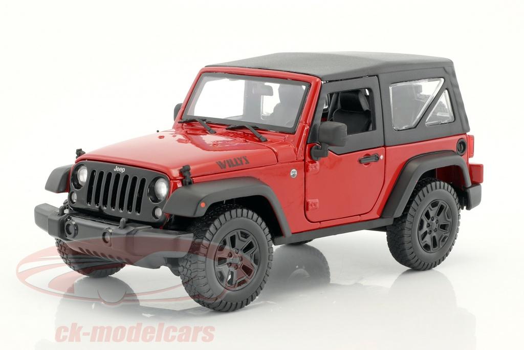 maisto-1-18-jeep-wrangler-willys-year-2014-red-black-31676/