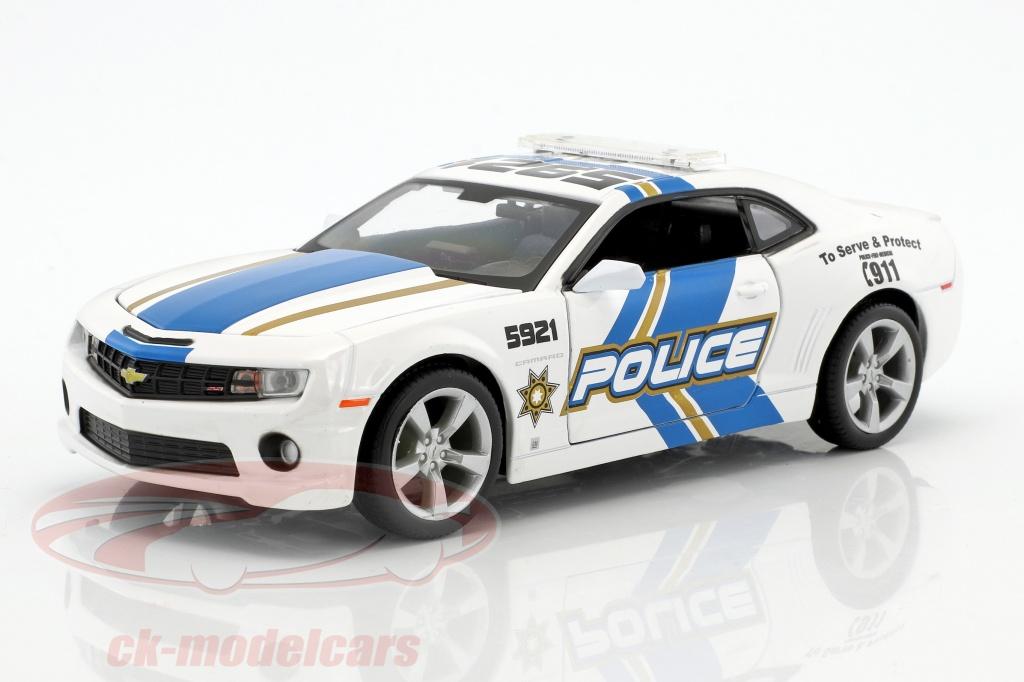 maisto-1-24-chevrolet-camaro-ss-rs-police-year-2010-31208/