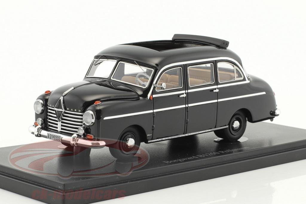 autocult-1-43-borgward-b1250-pollmann-anno-di-costruzione-1951-nero-02015/