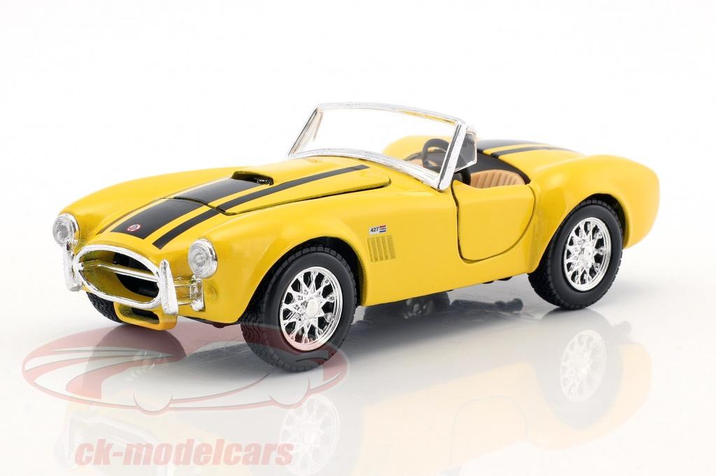 maisto-1-24-shelby-cobra-427-year-1965-yellow-black-31276/